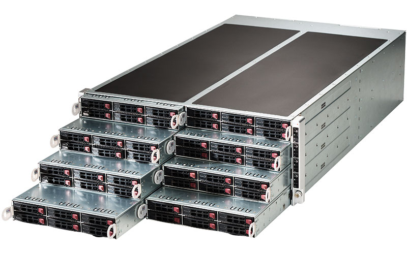 FatTwin Supermicro Servers
