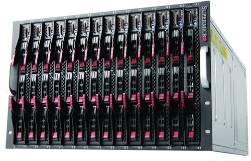 Supermicro Blade Server Superblade Dubai Sharjah Abu Dhabi United Arab Emirates Gulf GCC Middle East Supplier